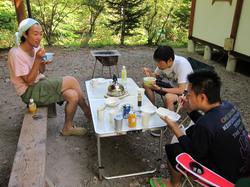 キャンプIN赤倉の森 1泊2日